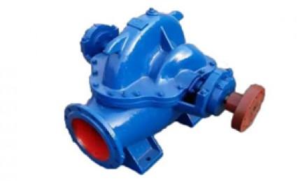 S型单级双吸水平中开泵