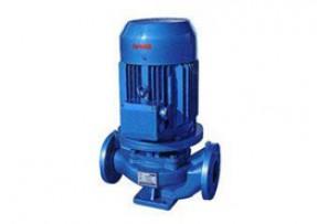 IRG立式单级热水管道离心泵