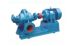 SA型单级双吸中开泵