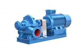 DKS型两级双吸中开泵