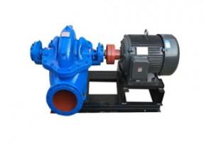 SH型单级双吸中开式离心清水泵