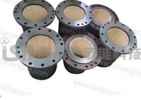 立式斜流泵混流泵循环泵配件导轴承