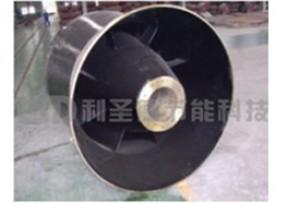 立式斜流泵混流泵循环泵配件导叶体