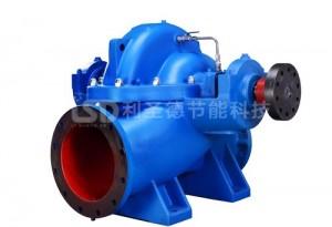 GS型高效节能单级双吸水平中开式离心泵